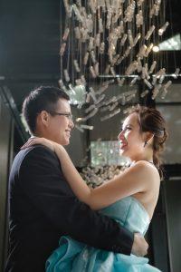 【婚攝】永誠 & 雨潔 : 台中印月創意東方宴